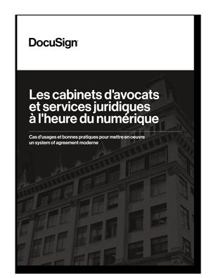 DocuSign | Livre blanc juridique