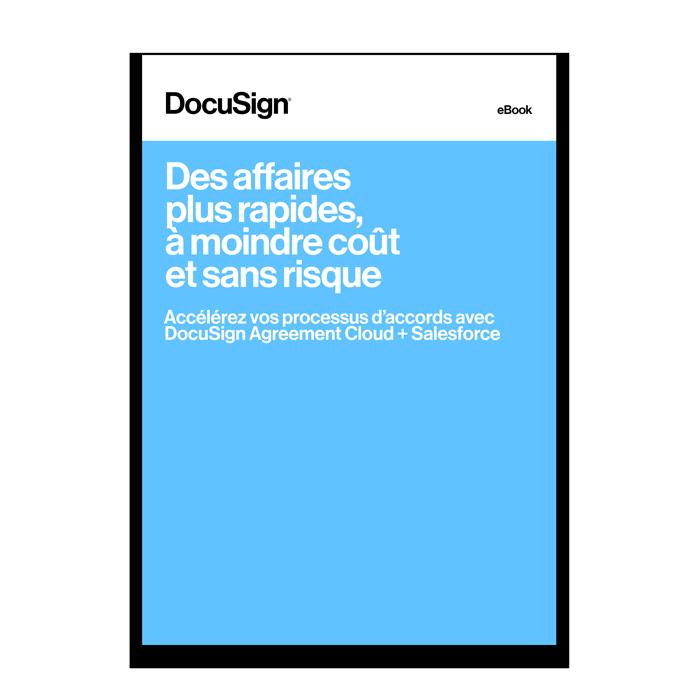 DocuSign + Salesforce