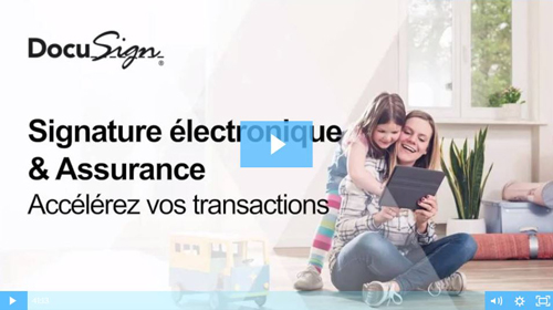 Webinar signature élecrtonique pour l'assurance