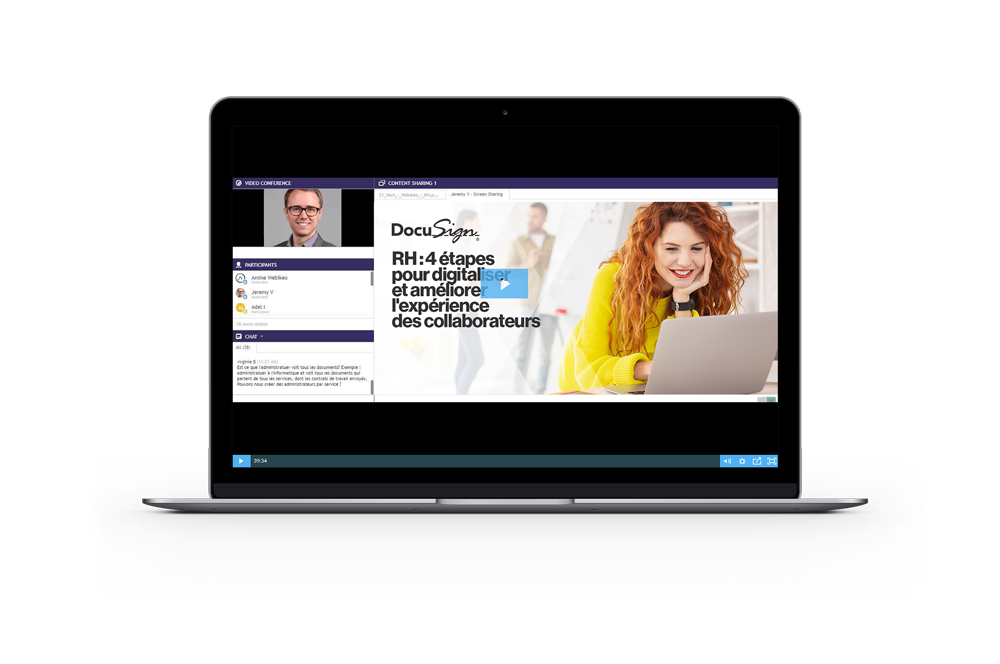 Webinar RH DocuSign
