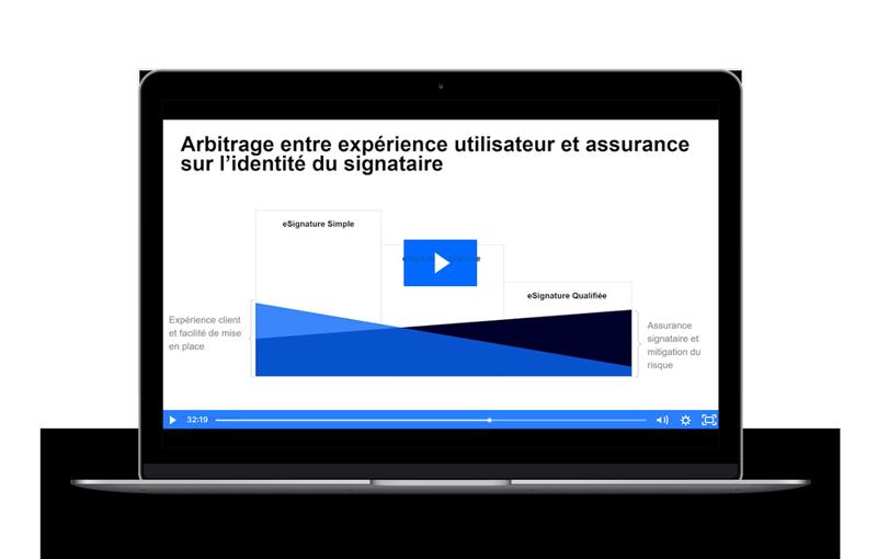 Webinar DocuSign Identify Signature électronique