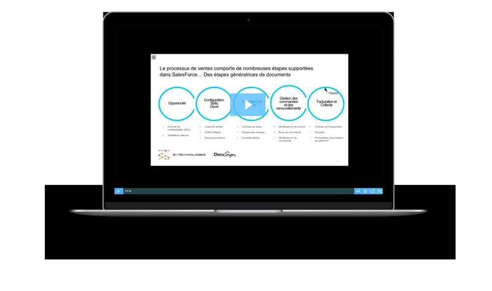 DocuSign for Salesforce Webinar