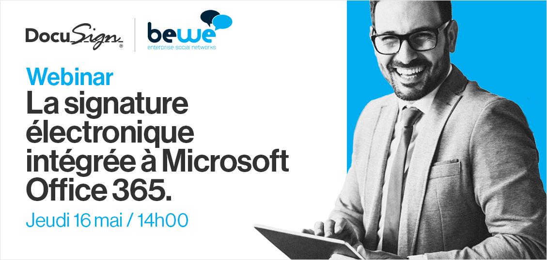 Webinar Microsoft O365