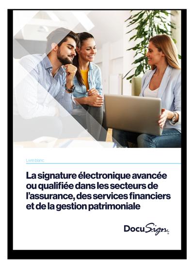 Livre blanc signature électronique assurance