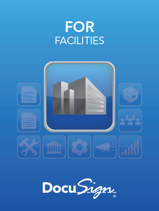 DocuSign for Facilities